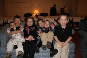 January 2009 kids