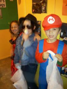 October 2011 halloween